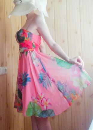 Трендовое летнее платье