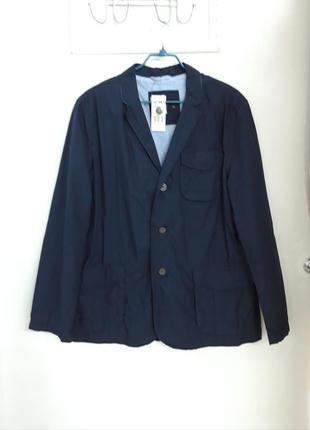 Мужской летний пиджак отличного качества f&f