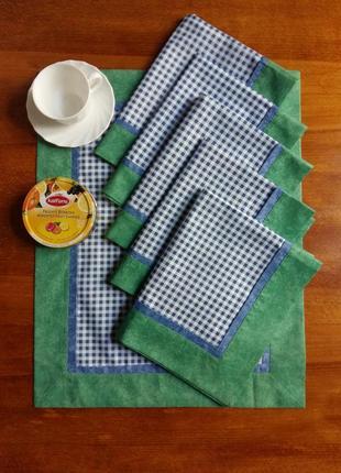 Салфетки для чаепития, кухонные салфетки