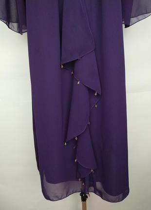 Платье новое шифоновое легкое воздушное красивое tu uk 14/42/l3 фото
