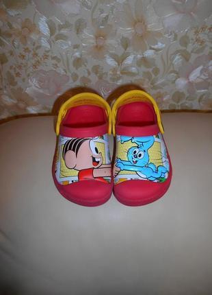Crocs оригинал кроксы детские brazil