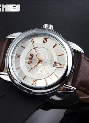 Часы мужские кварцевые skmei 9089 скмей