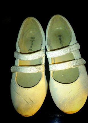 Замшевые сандалии next 36 размер