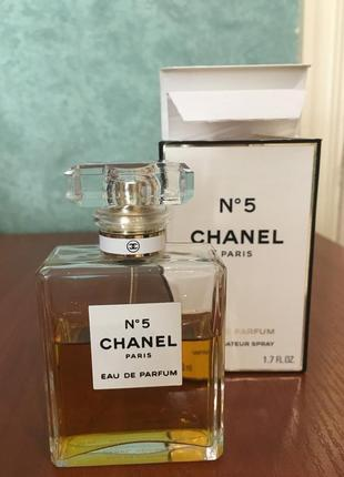 Chanel 5 edp оригинал