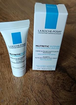 Опт питательный крем nutritic intense, 3мл, для сухой кожи