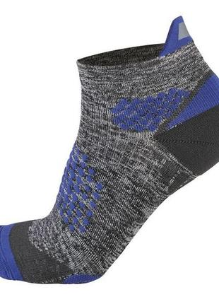 Зональные спортивные беговые носки crivit германия р. 37-38