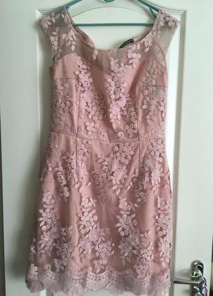 Платье трансформер с машиной вышивкой