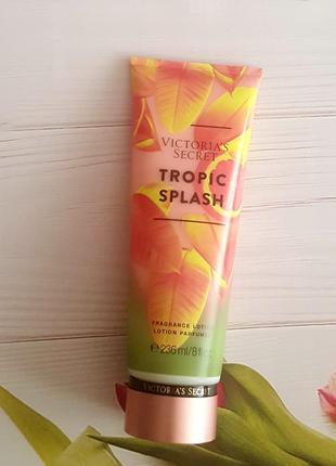 Парфюмированный лосьон для тела victoria's secret tropic splash