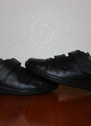 Кроссовки-туфли ecco  оригинал