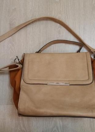 Женская сумка reserved лимитированная коллекция черного цвета ... 9939131656879
