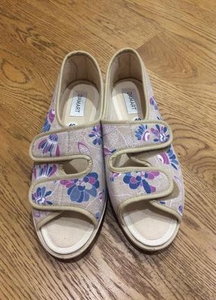 Damart, продам жіночі туфлі