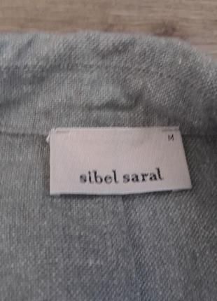 Дизайнерский стильный жакет тренч  sibel saral  ralph lauren. оригинал3 фото