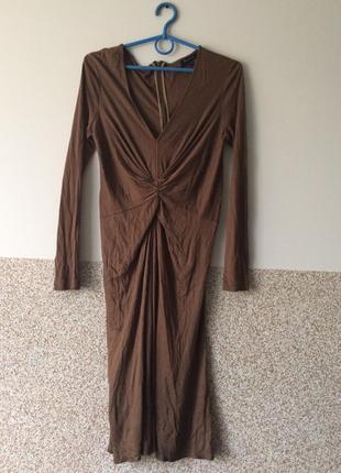 Стильное брендовое платье