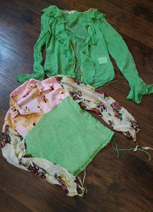 Блуза шелк шелковая