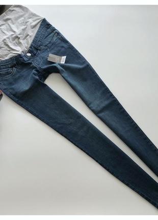 Новые джинсы скинни для беременных esmara рр хс-с 34