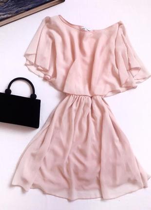 Воздушное летнее платье от new look