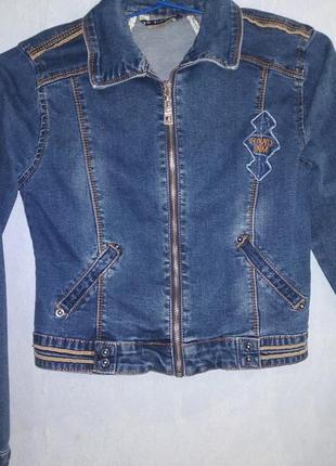 Джинсовая куртка, пиджак