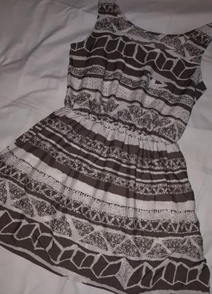 Платье-сарафан легкий р. m / l
