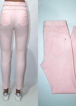 Джинсы, брюки, штаны нюдовые wallis-10\12