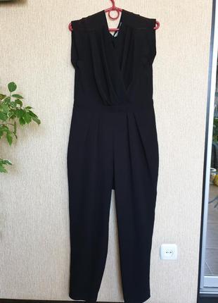 Стильный, красивый комбинезон, зауженные брюки dorothy perkins