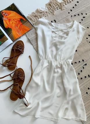 Очень красивое и лёгкое платье