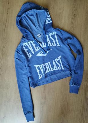 Укороченный худи от everlast