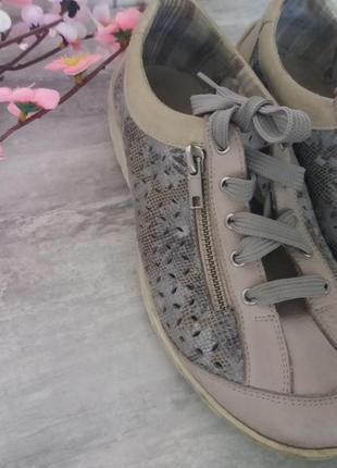 Летние кроссовки rieker