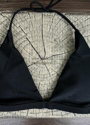 Черный верх купальника лиф 💥2 фото