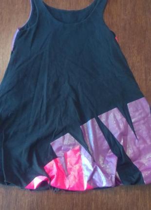 Платье , сарафан dkny 8 л (128 см).