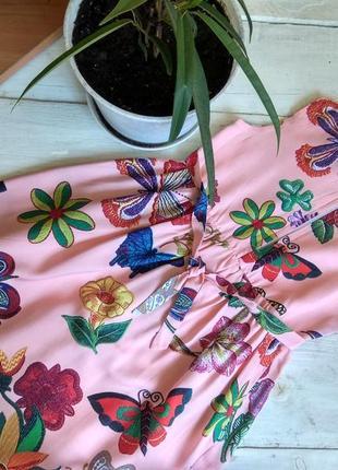 Лёгкое батистовое платье2 фото