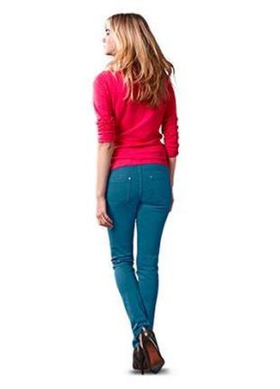 Мягкие и удобные треггинсы от tcm tchibo, германия, джинсы