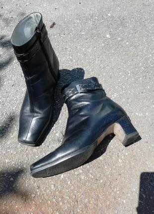 Трендовые ботинки кожаные италия everest оригинал