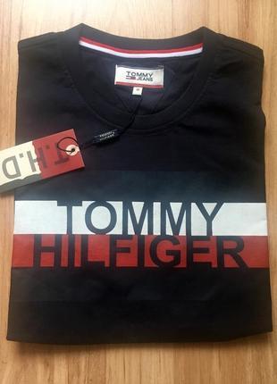 Tommy hilfiger  мужская футболка