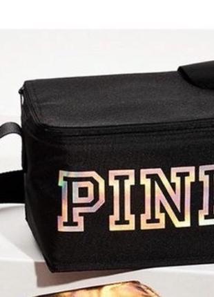 Новая термо сумка victoria's secret pink