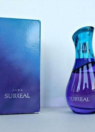 Avon surreal парфюмированная вода