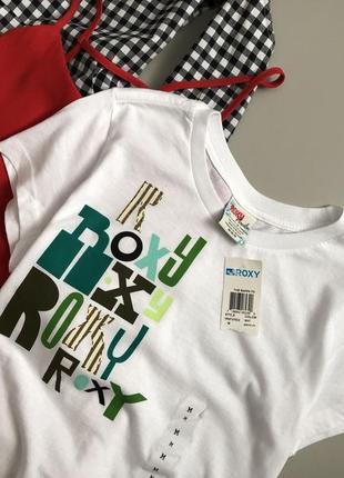 Новая футболка roxy paradise4 фото