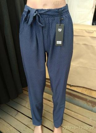 Женские летние лёгкие штаны из софта размеры с 44 по 62