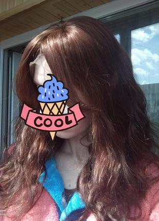 Парик из натуральных волос zirkova