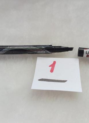 Водостойкий маркер для бровей с эффектом микроблейдинга,супер!!