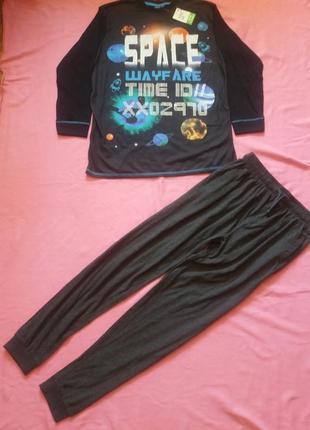Пижама или домашний костюм на подростка 158/164, 12-14 лет, польша.