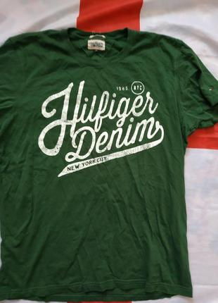 Tommy hilfiger футболка