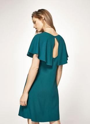 """Красивое платье """"massimo dutti"""", размер 36-38."""