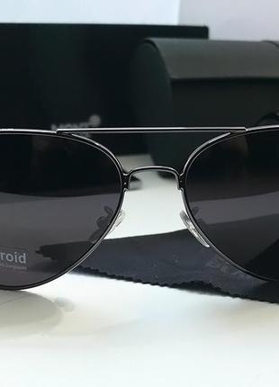 Мужские очки mont blanc авиатор комплект3 фото