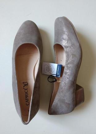 Туфлі caprice, 37 розмір.