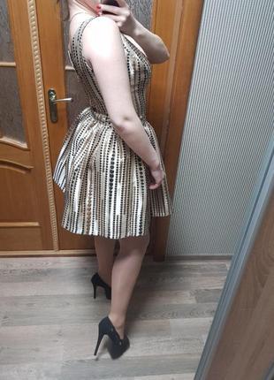 Шикарное нарядное платье4 фото
