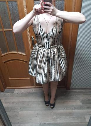 Шикарное нарядное платье5 фото