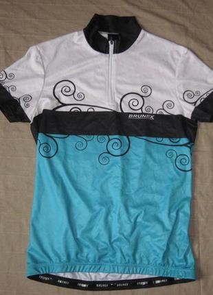 Brunex (l) велофутболка джерси женская