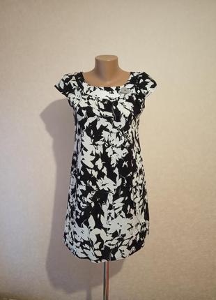 Легкое летнее платье размер s короткое