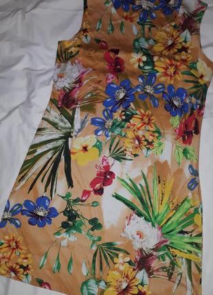 Платье  разноцветное португалия р.м