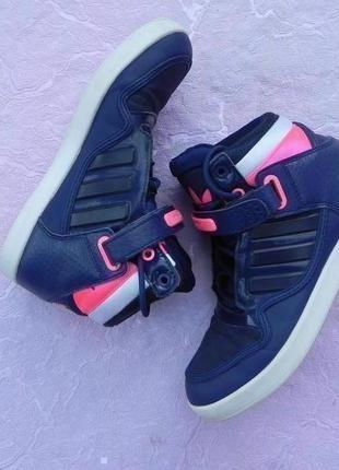 Кроссовки ботинки 38 размер 24см стелька adidas